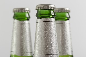 ビール瓶1